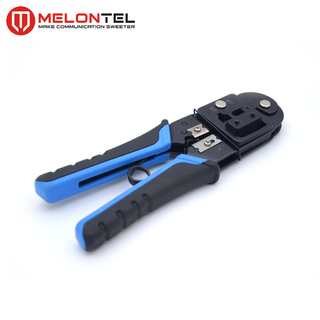 MT-8108 Tool Network Telephone Cable UK Type Plug BT Connector Crimping Tool