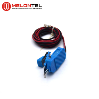 MT-3503 25 Pair Straight Module Test Cord 3M type Test Cable Test Probe For Splicing Module
