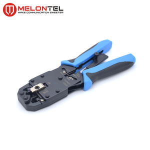 "MT-8104 8"" Type Ratchet Crimp Tool for Awg 30"