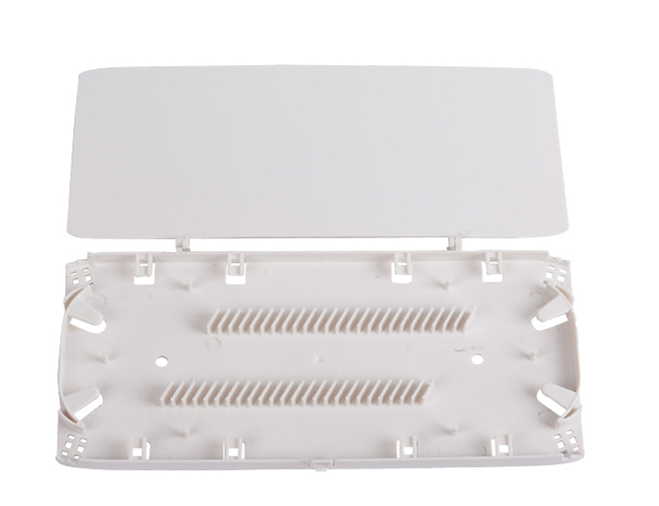 MT-1036-48 48 core high quality fiber optic cassette splice tray used in the fiber optic distribution box