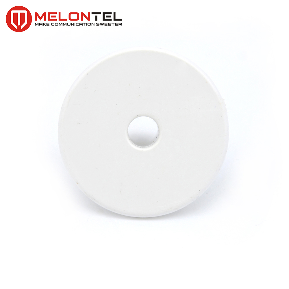 MT-1751 FTTH Indoor Wall Bushings Plastic Electrical Cable Wall Bushings
