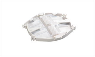 MT-1026 12 Core Round Type FTTH Optical Splice Tray