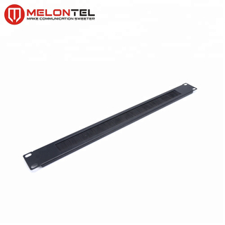 MT-4482 19 Inch Type 1U/2U/3U/4U Patch Panel Blank Brush Panel