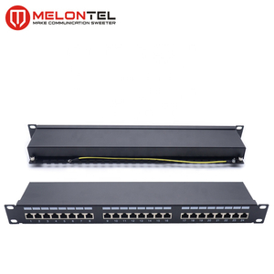 MT-4014 90 Degree 180 Degree Patch Panel ODF FTP Type 24 Port