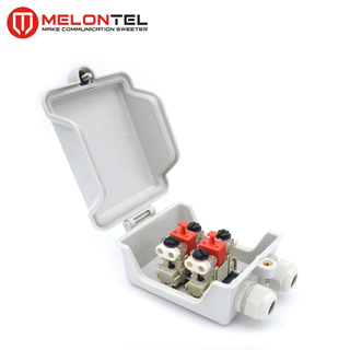 MT-3024 2 Pair In-line Terminal Box For STB Module