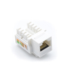MT-5103 CAT.5E CAT.6 Network Krone IDC Female Modular Keystone Jack with 2 Cover