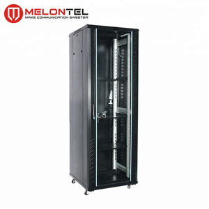 MT-6001 19 Inch Rack 42U 600*600mm Floor Server DDF Network Cabinet