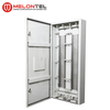 MT-2357 680 pair outdoor wall mount distribution cabinet