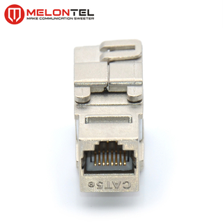 MT-5202 CAT6 STP Modular Jack RJ45 FTP Keystone Jack for Face Plate