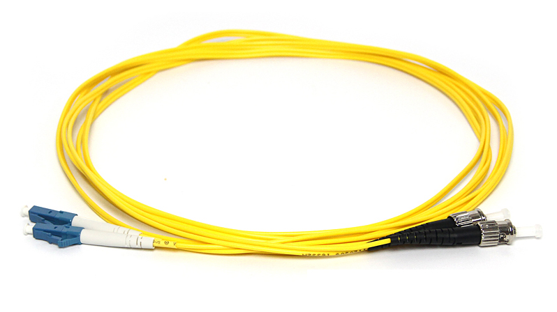 MT-S1000 Optic Fiber Patch Cord with SC-ST UPC Male Connector