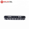 MT-4441 19 Inch Horizontal 1U Plastic Cable Manager Cable Organizer Rack Mount Type