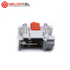 MT-3002 1 Pair Copper Module Quick Connect Subscriber Terminal Block Drop Wire Module Subscriber Connector With GDT Overvoltage Protection