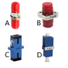 MT-1033-AD Fiber Optic Attenuator ST FC SC LC 5dB 7dB 8dB 10dB Optic Fiber Attenuator