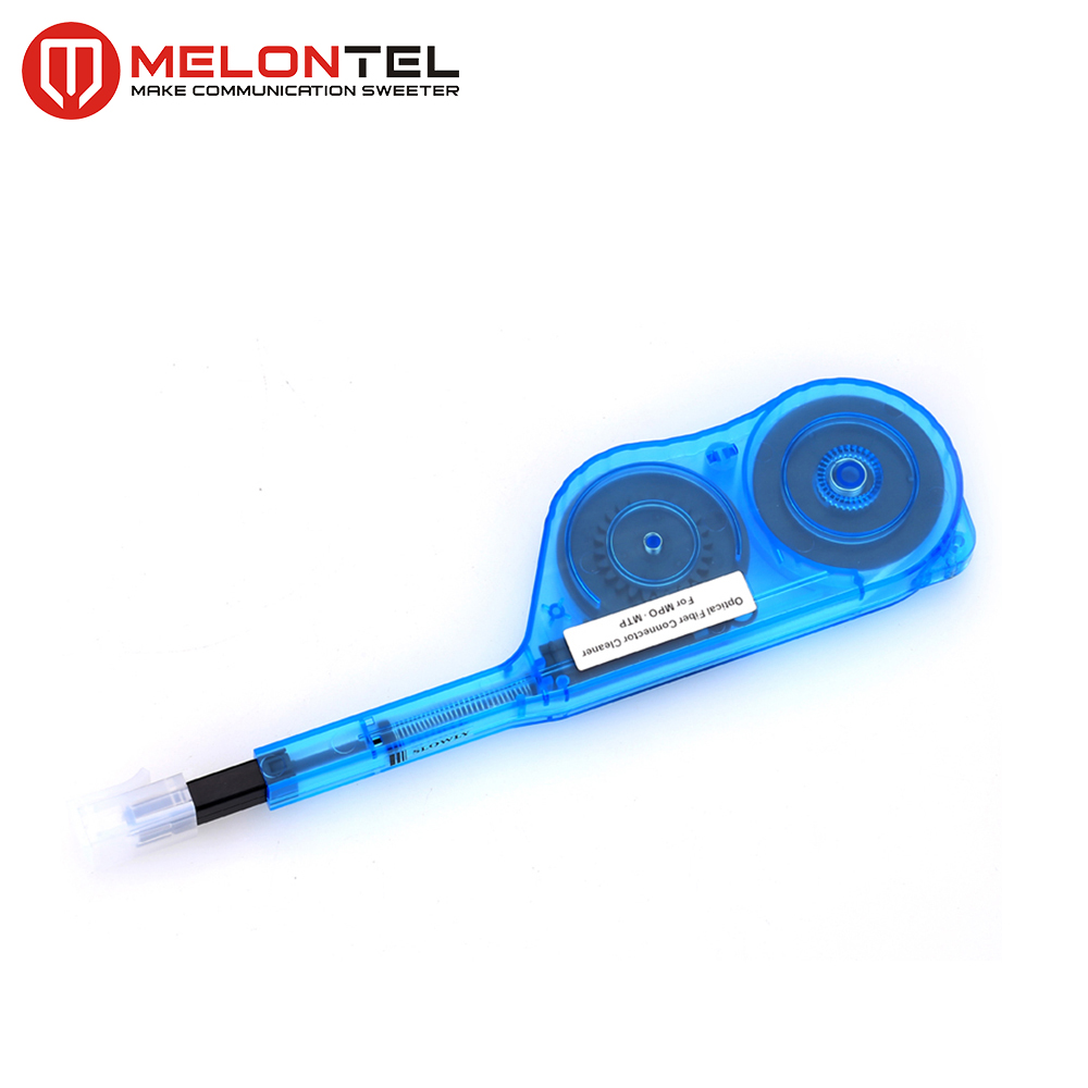 MT-8725 Mtp Mpo 1 Click Cleaner Optical Connector Cleaner Fiber Connector Cleaning
