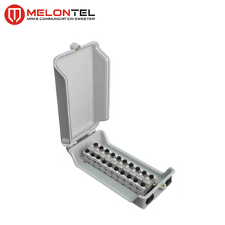 MT-3027 Outdoor Non-protective Type 10 Pair telephone Drop Wire DP Box Without Protection
