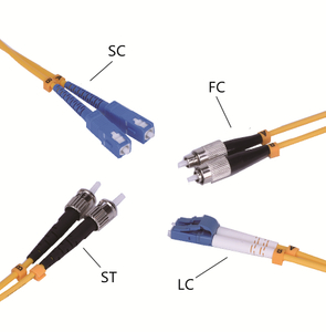 MT-1000 SC FC LC ST Fiber Optic Patch Cord fibra Optical Pigtail Patch Cable