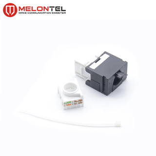 MT-5119 RJ45 Toolless UTP Toolless Keystone Jack for Outlet