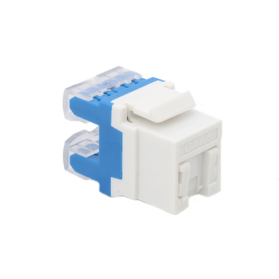 MT-5117 CAT6 Keystone Jack With Dust Cover 8P8C RJ45