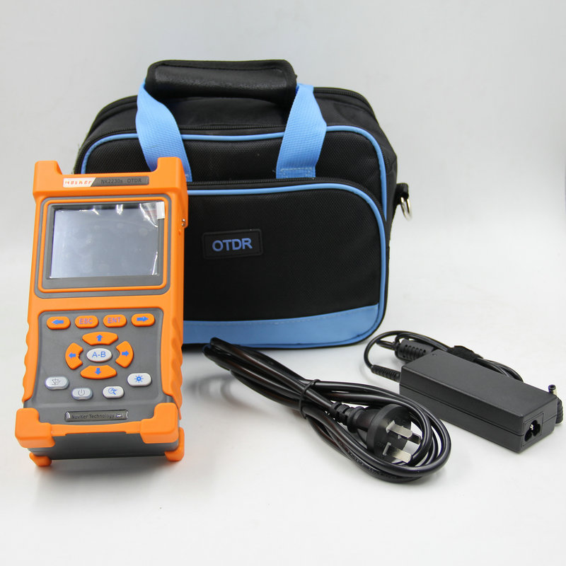 MT-8611 FTTH Handheld Active SM(1310/1550) FC Fiber Optic Exfo Mini Low Price Otdr Tester